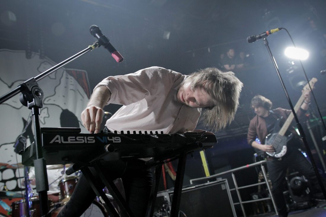 Enter Shikari in the Academy on 23 May 2017 by Yan Bourke