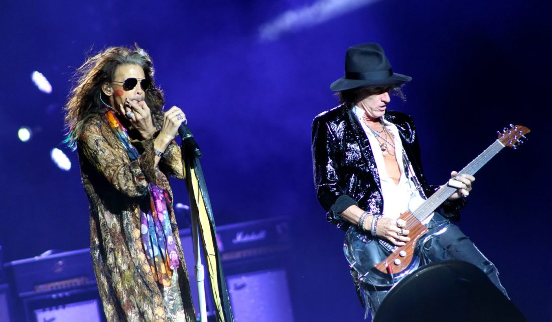 Aerosmith at 3Arena by Abe Tarrush (3)