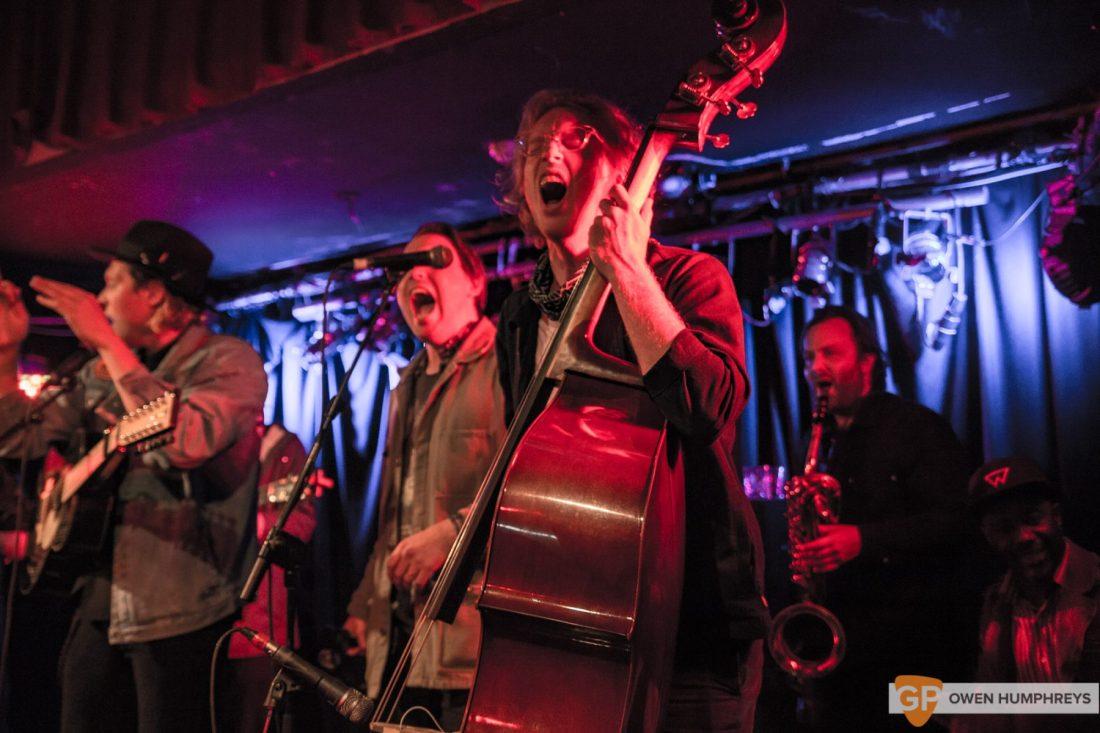 Arcade Fire at Whelan's by Owen Humphreys (11 of 14)