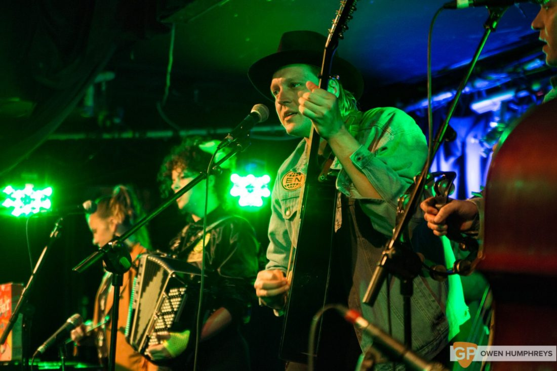 Arcade Fire at Whelan's by Owen Humphreys (3 of 14)