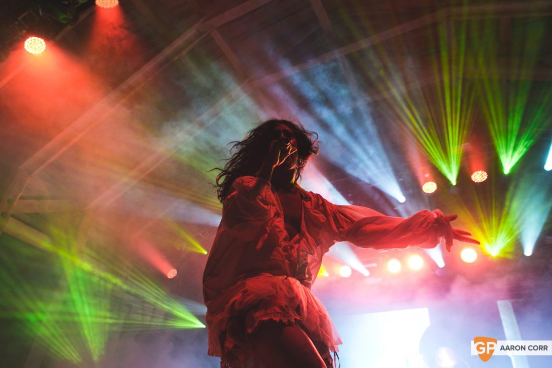 Mykki Blanco at Body & Soul 2017-7118