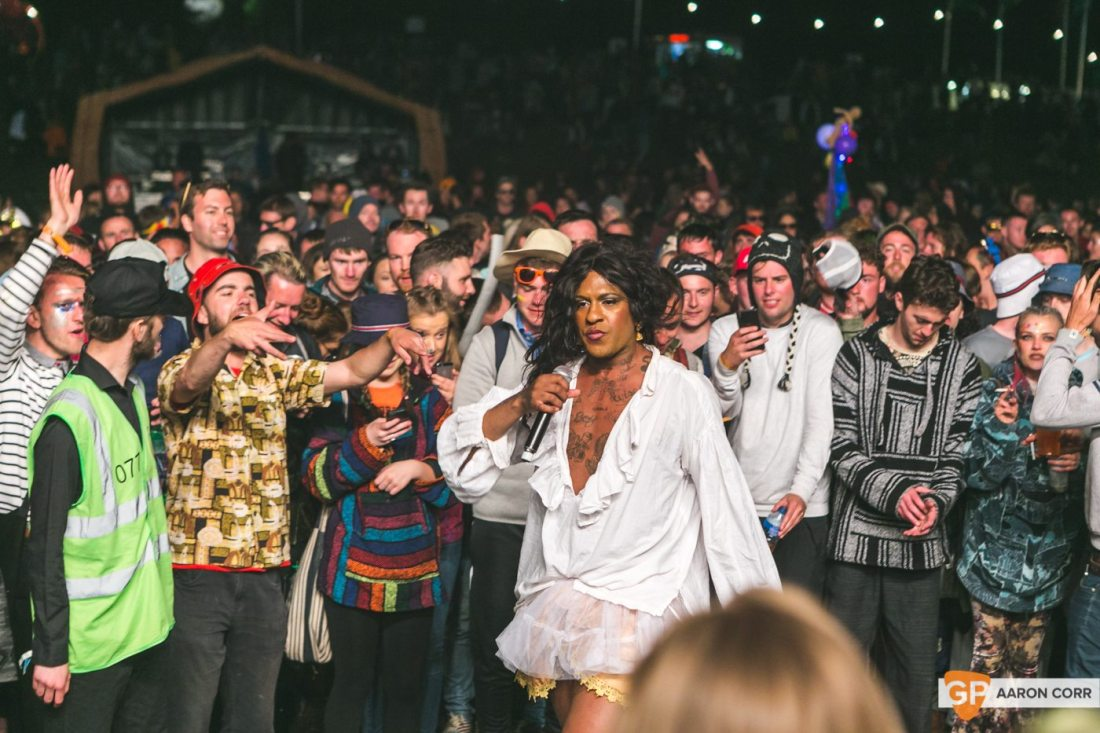 Mykki Blanco at Body & Soul 2017-7278