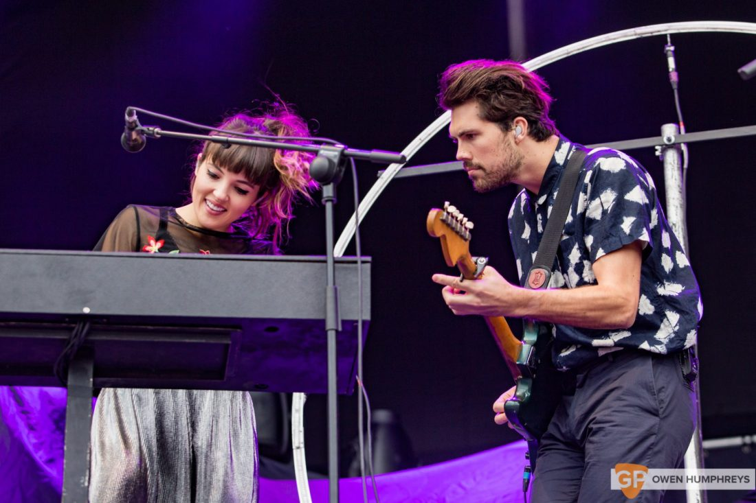 Oh Wonder at the Royal Hospital Kilmainham by Owen Humphreys (6 of 10)