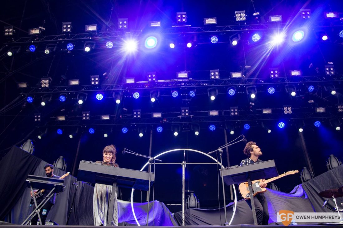 Oh Wonder at the Royal Hospital Kilmainham by Owen Humphreys (9 of 10)