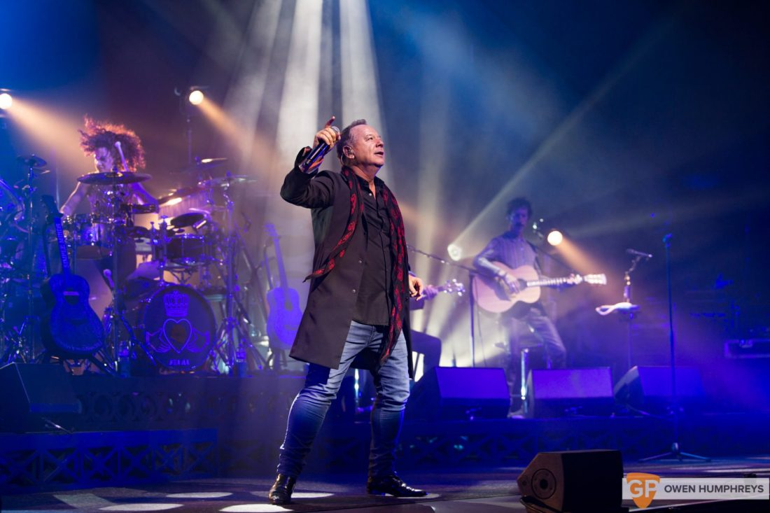 Simple Minds at The Olympia Theatre by Owen Humphreys (10 of 15)