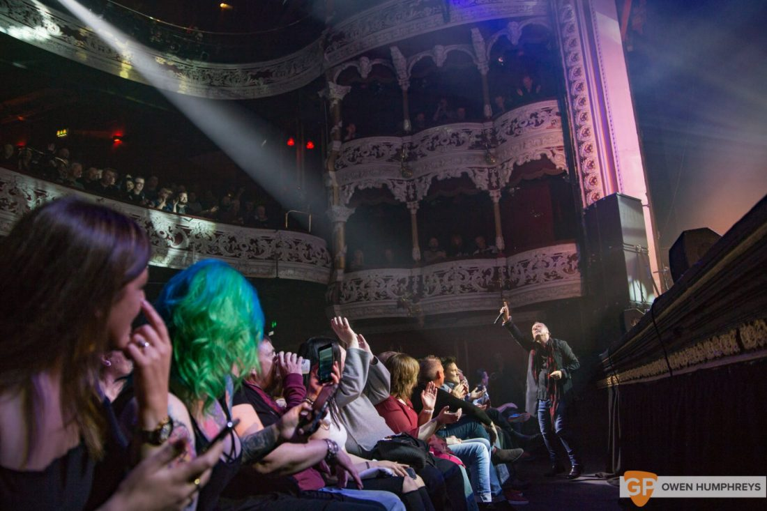 Simple Minds at The Olympia Theatre by Owen Humphreys (13 of 15)