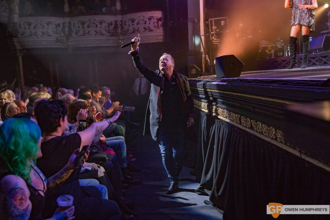 Simple Minds at The Olympia Theatre by Owen Humphreys (3 of 15)
