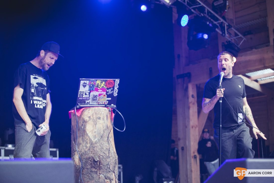 Sleaford Mods at Body & Soul 2017-5905