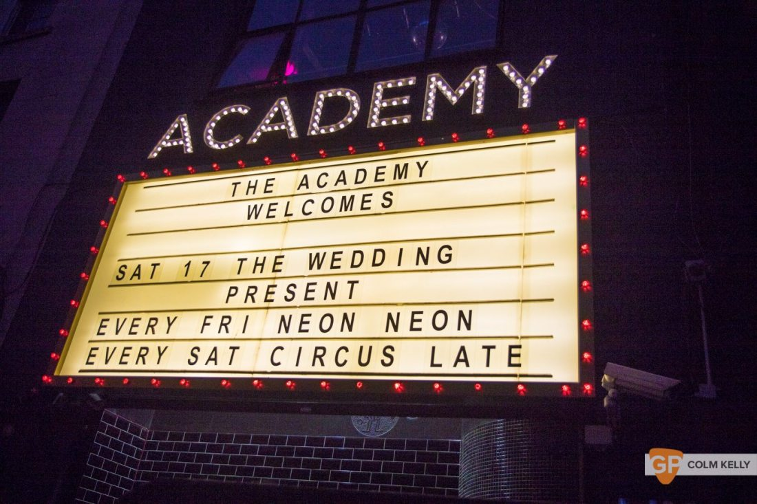 The Wedding Present at The Academy Dublin by Colm Kelly-2115