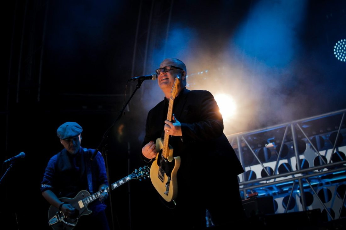 Pixies at Trinity College Dublin on 9 July 2017 by Yan Bourke