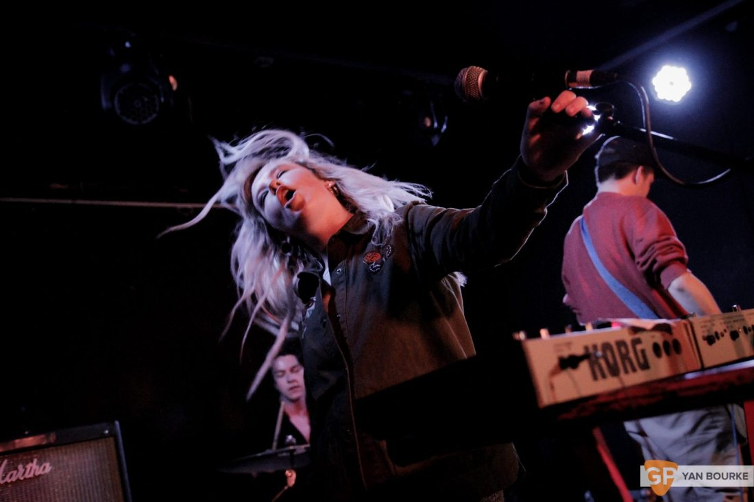 The Winter Passing at The Workman's Club on 11 July 2017 by Yan Bourke