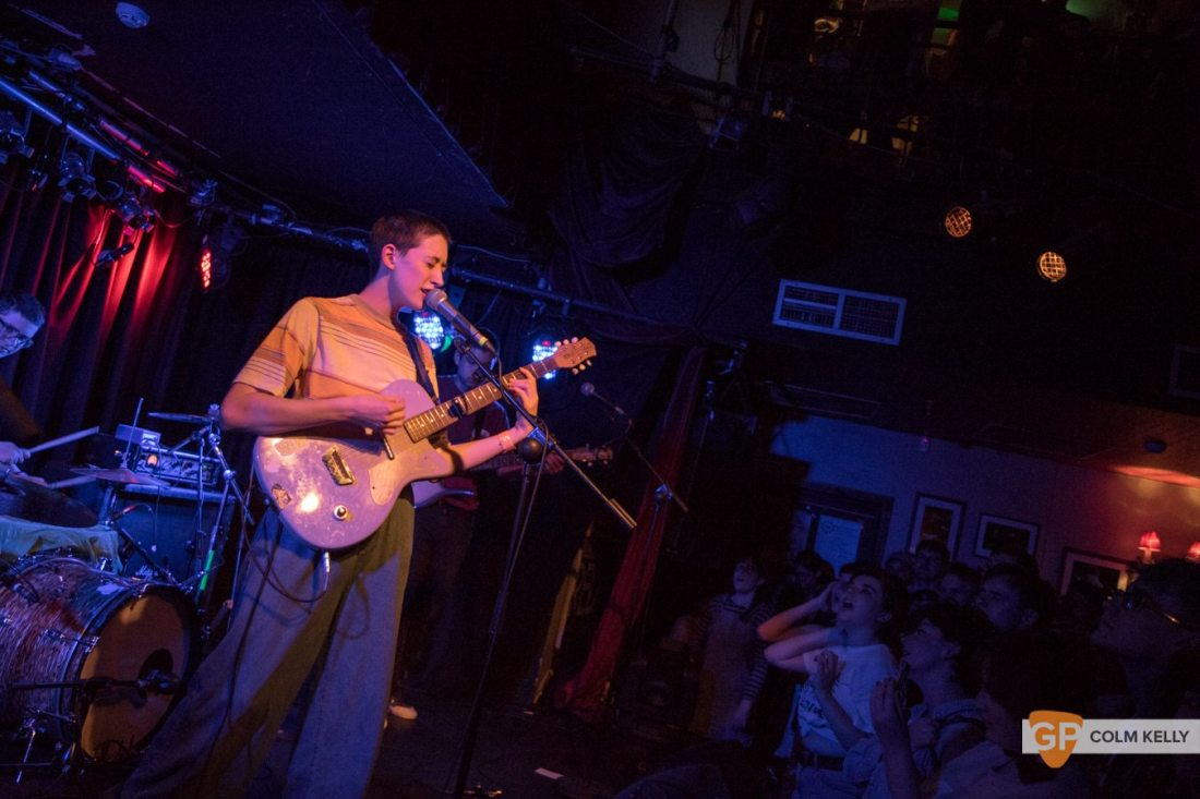 Frankie Cosmos at Whelans, Dublin 2nd August 2017 by Colm Kelly-1219