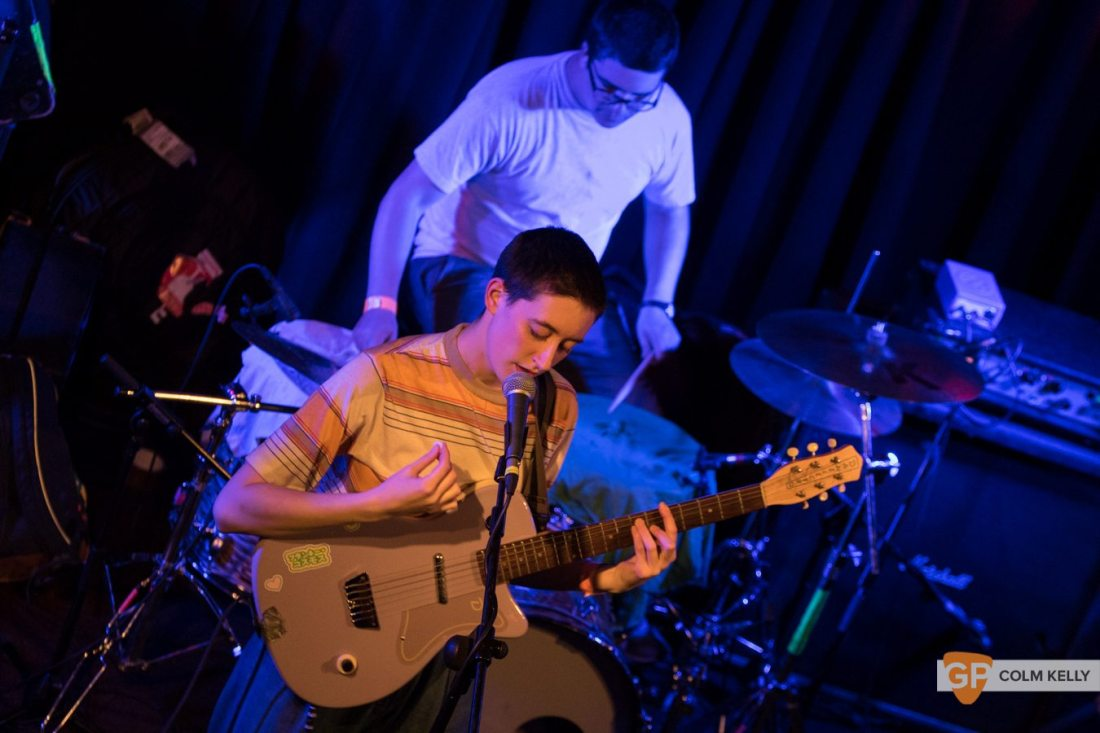Frankie Cosmos at Whelans, Dublin 2nd August 2017 by Colm Kelly-1694