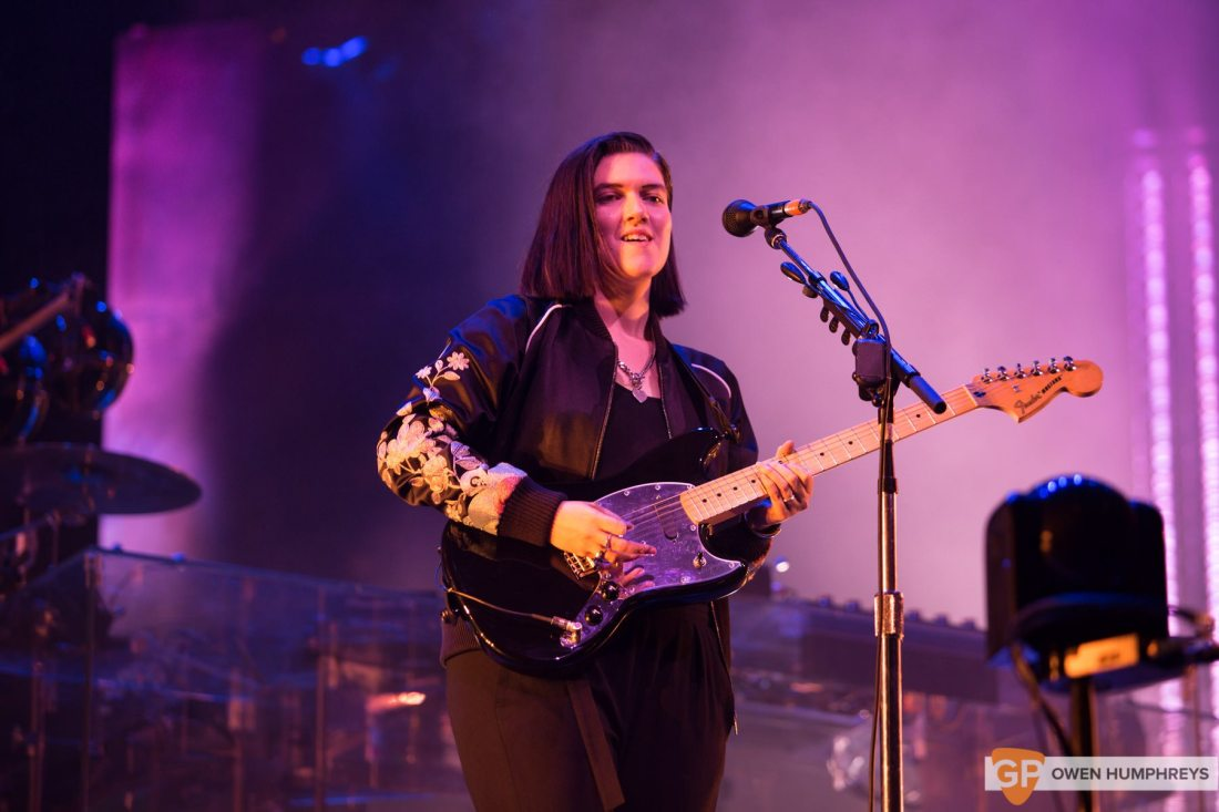 The XX live at Lowlands Festival 2017