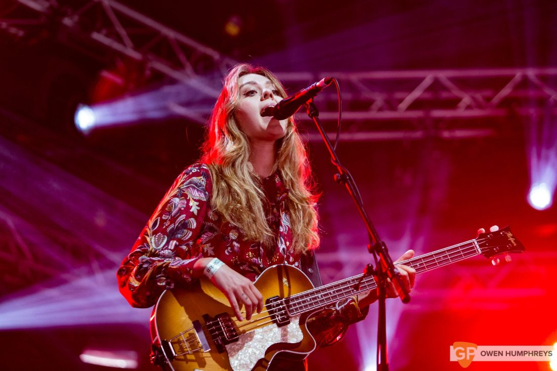 First Aid Kit Lowlands Festival 2017
