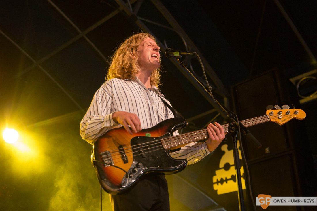 Parcels live at Lowlands Festival 2017