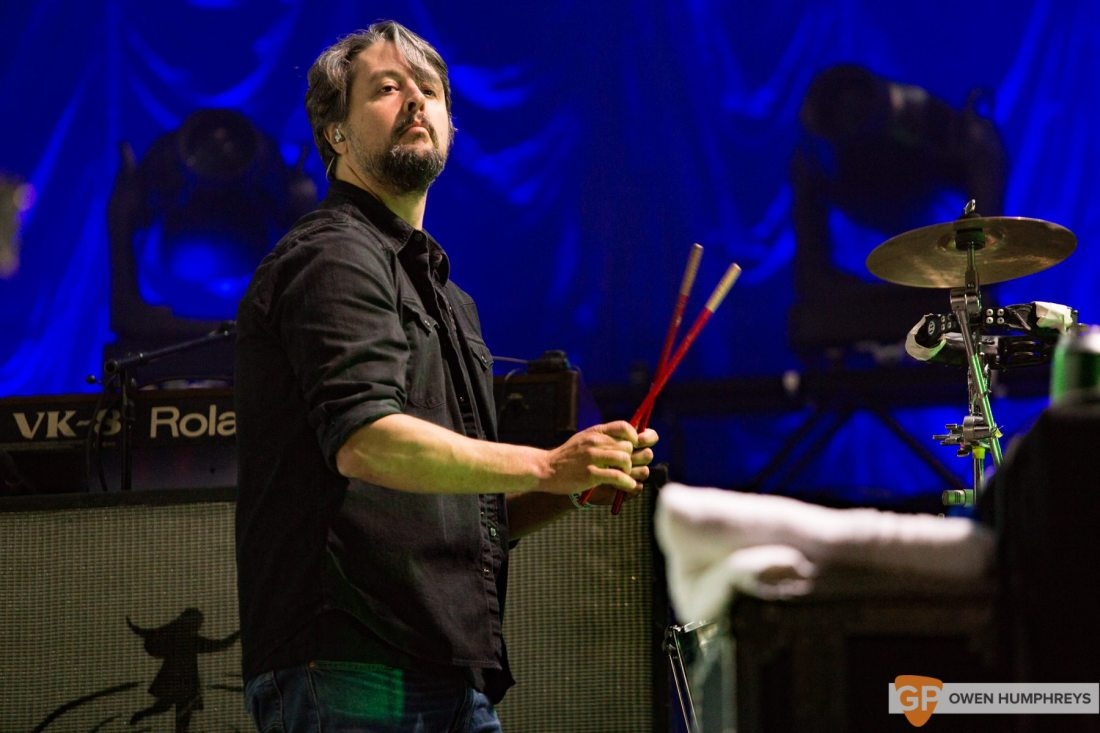 Elbow live at Lowlands Festival 2017