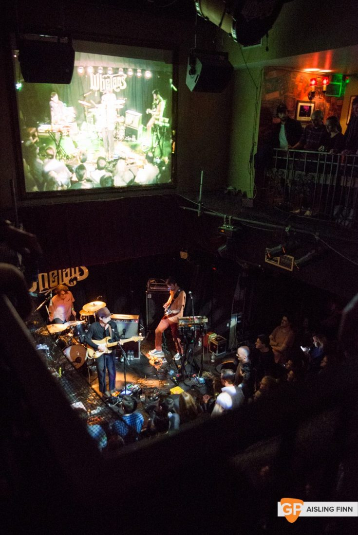 CLAP YOUR HANDS SAY YEAH at WHELAN'S by AISLING FINN (1019)