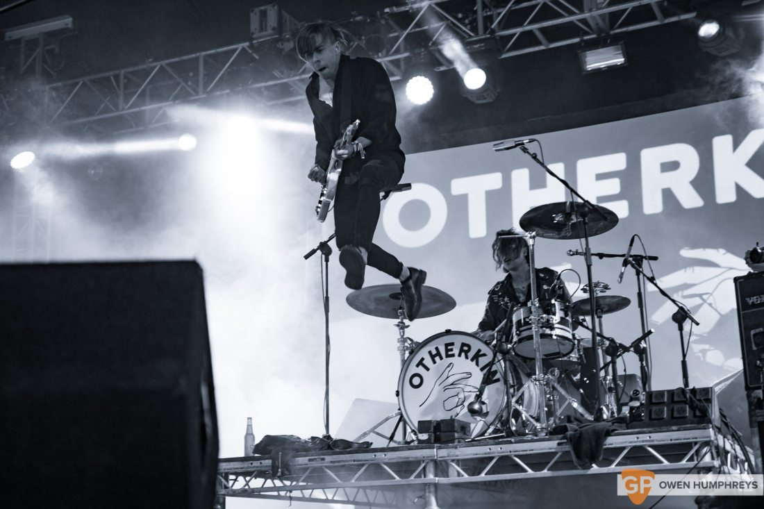 Otherkin live at Electric Picnic