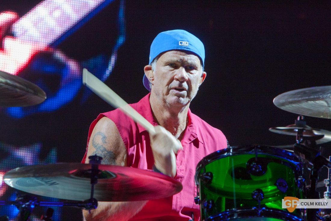 Red Hot Chilli Peppers at 3Arena, Dublin by Colm Kelly-0135-2