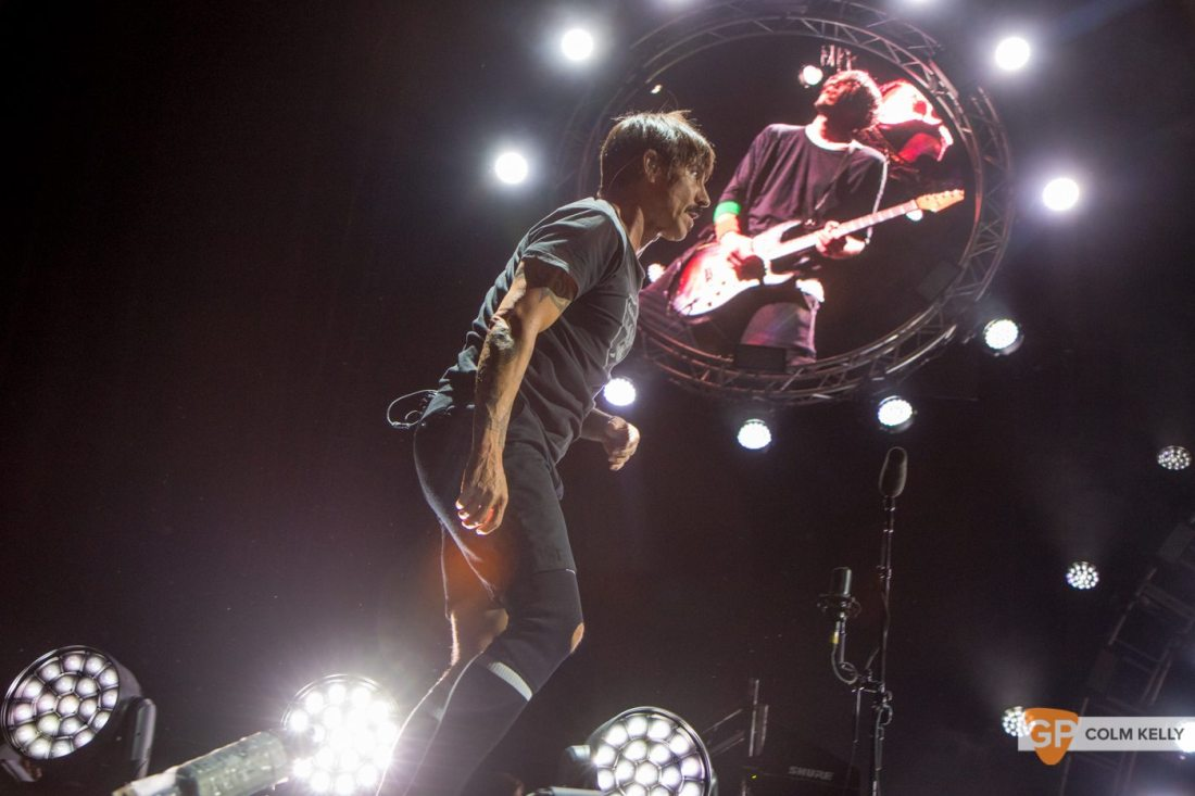Red Hot Chilli Peppers at 3Arena, Dublin by Colm Kelly-2401