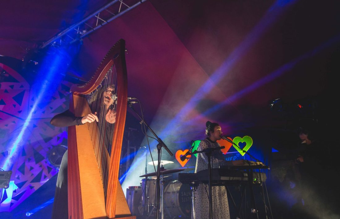 Saint Sister_Other Voices_Electric Picnic 2017