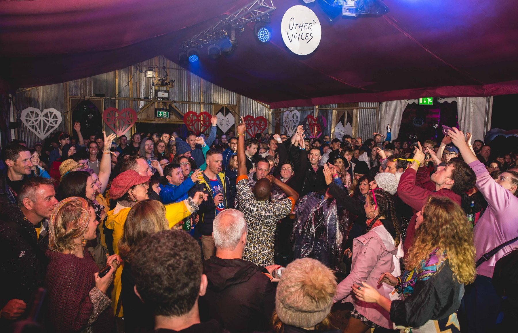Rusangano Family_Other Voices_Electric Picnic 2017