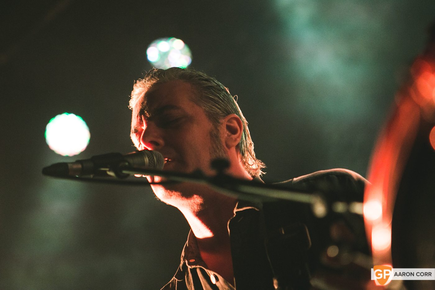 BRMC at The Academy by Aaron Corr-0933
