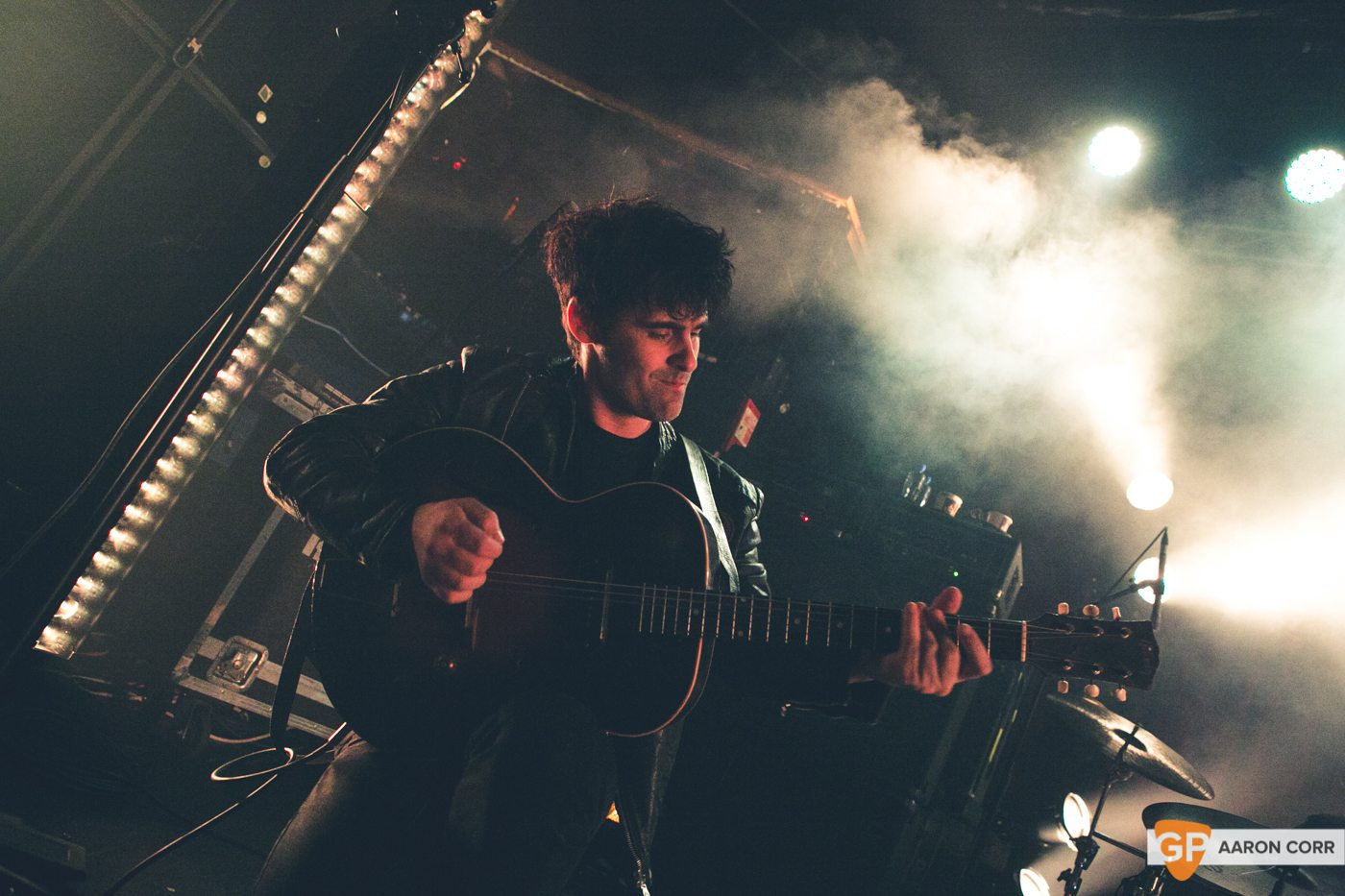 BRMC at The Academy by Aaron Corr-0991