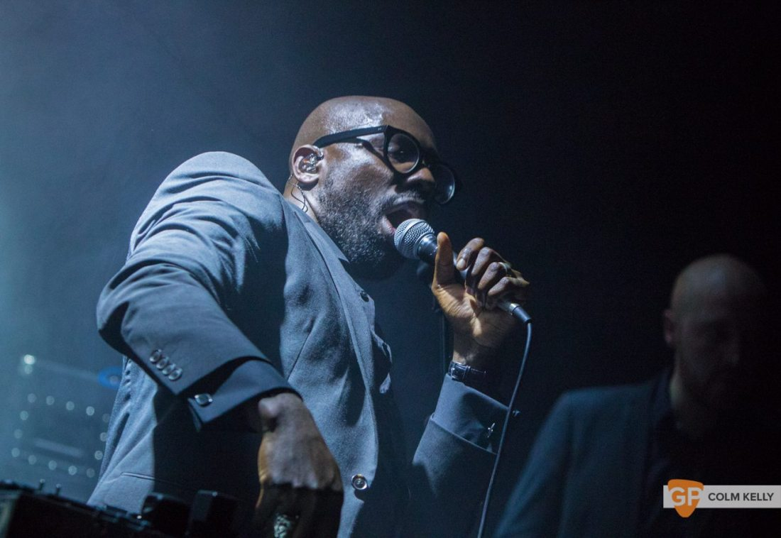 Ghostpoet at The Button Factory, Dublin 24.10.2017 by Colm Kelly-10-135