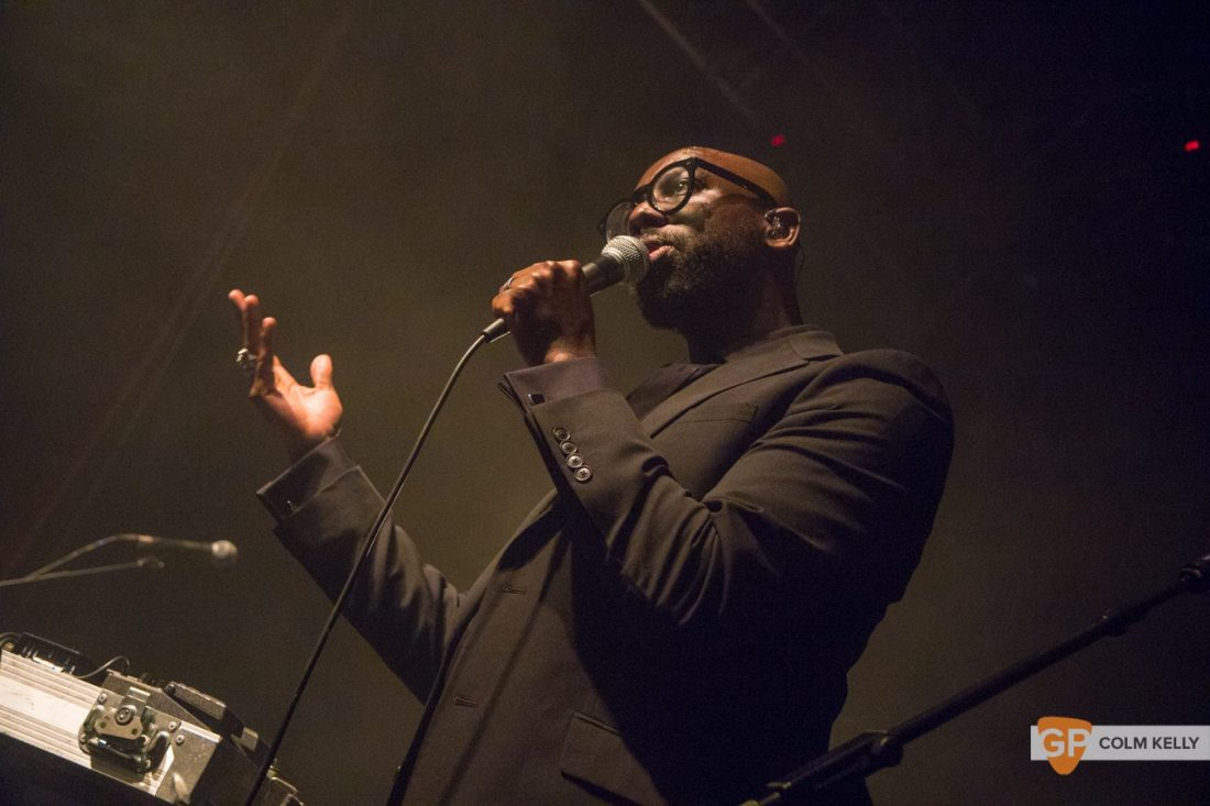 Ghostpoet at The Button Factory, Dublin 24.10.2017 by Colm Kelly-10-48