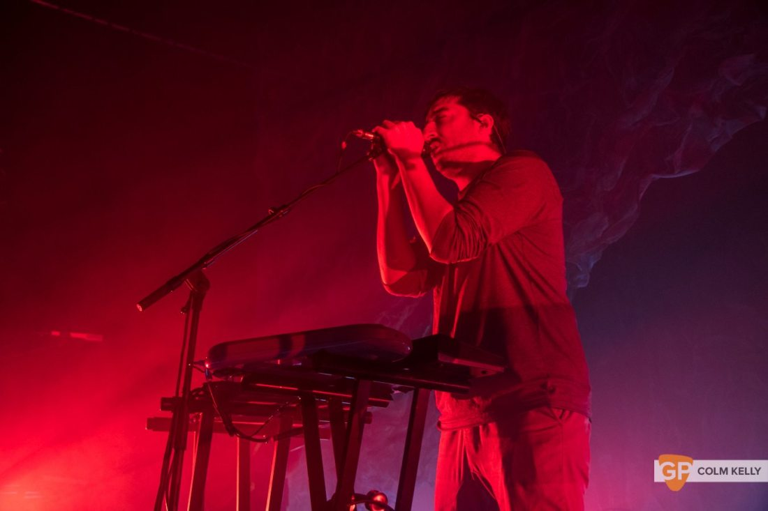 Grizzly Bear at Vicar St., Dublin 4.10.2017 by Colm Kelly-10-105