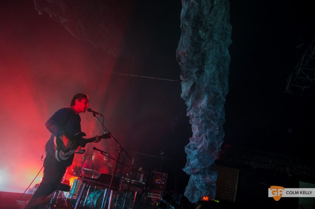 Grizzly Bear at Vicar St., Dublin 4.10.2017 by Colm Kelly-10-112