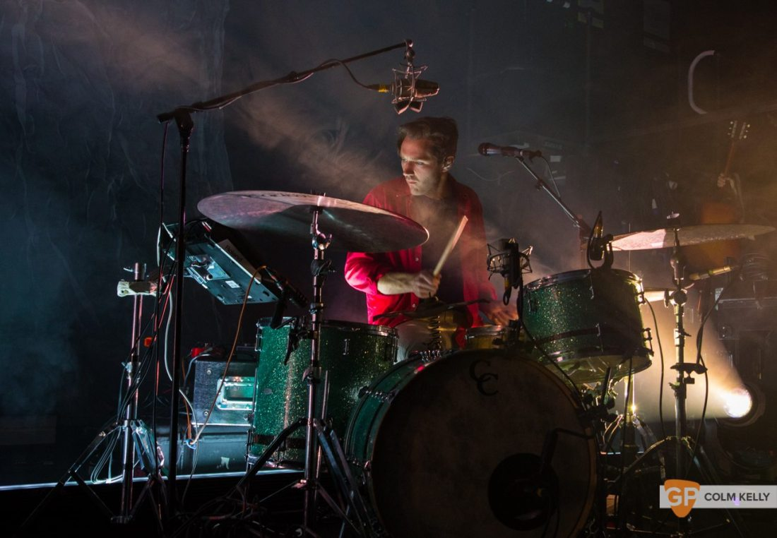 Grizzly Bear at Vicar St., Dublin 4.10.2017 by Colm Kelly-10-138