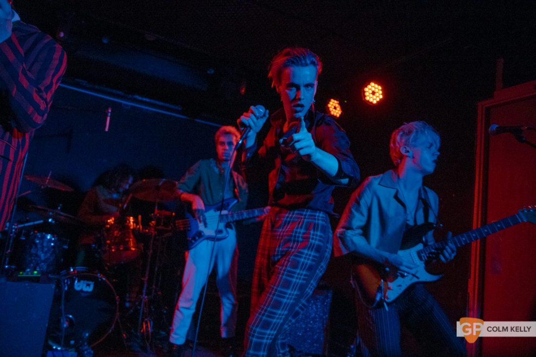 HMLTD at The Workmans Club, Dublin by Colm Kelly-10-107