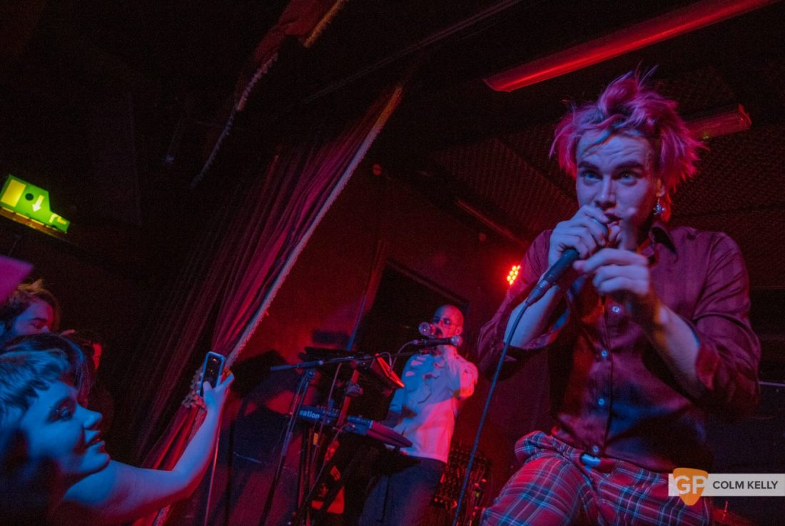 HMLTD at The Workmans Club, Dublin by Colm Kelly-10-184