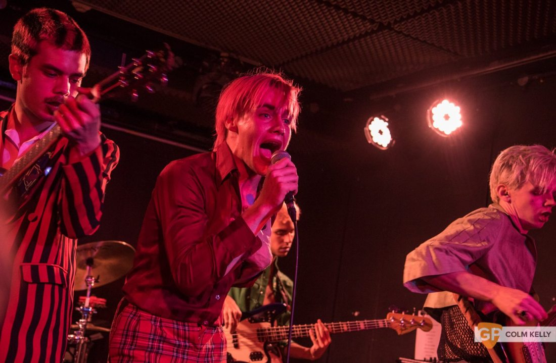 HMLTD at The Workmans Club, Dublin by Colm Kelly-10-227