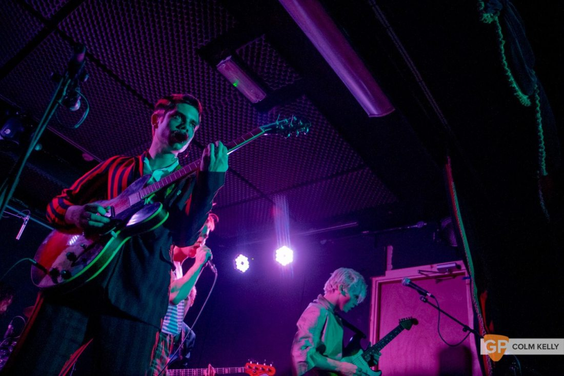 HMLTD at The Workmans Club, Dublin by Colm Kelly-10-291