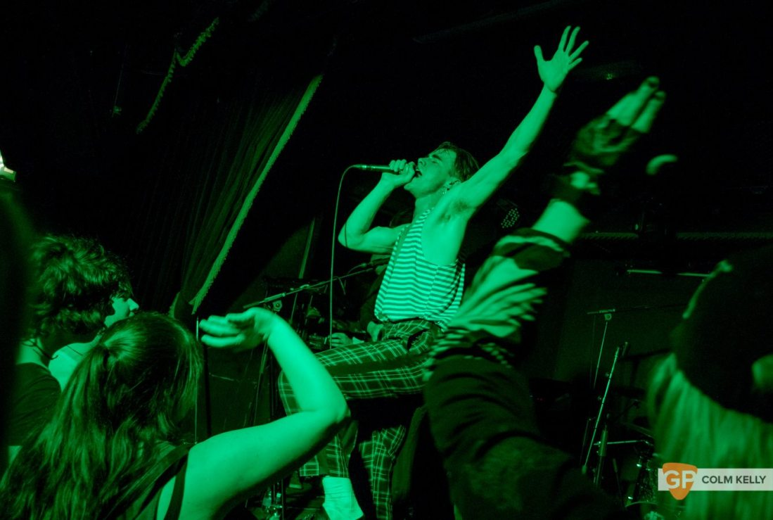 HMLTD at The Workmans Club, Dublin by Colm Kelly-10-312