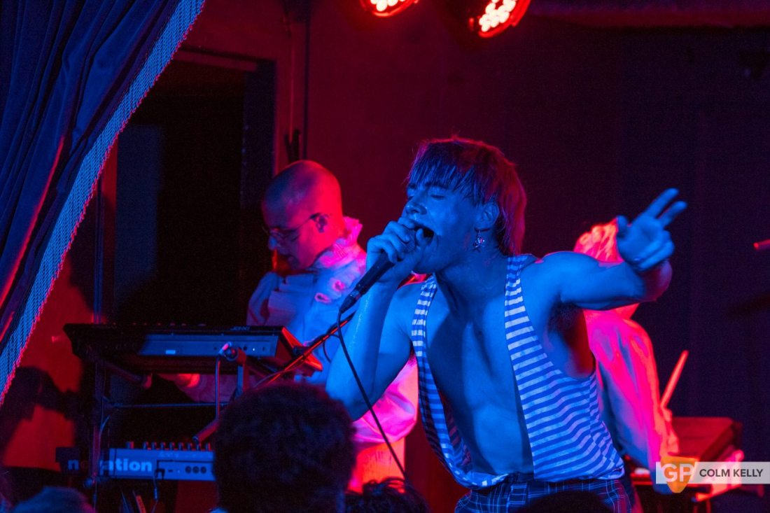 HMLTD at The Workmans Club, Dublin by Colm Kelly-10-369