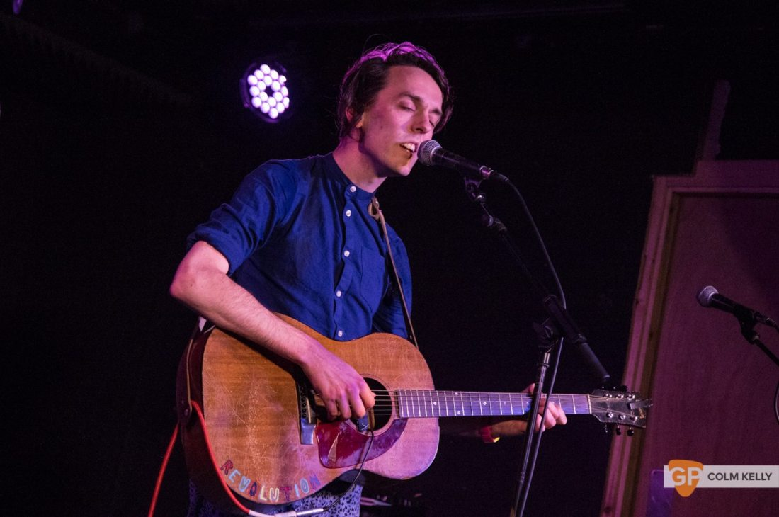 Myles Manley at The Workmans Club, Dublin by Colm Kelly-10-10