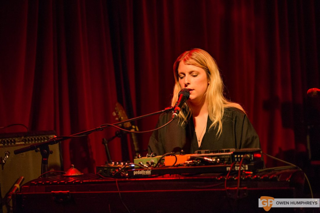 Susanne Sundfør at The Sugar Club by Owen Humphreys