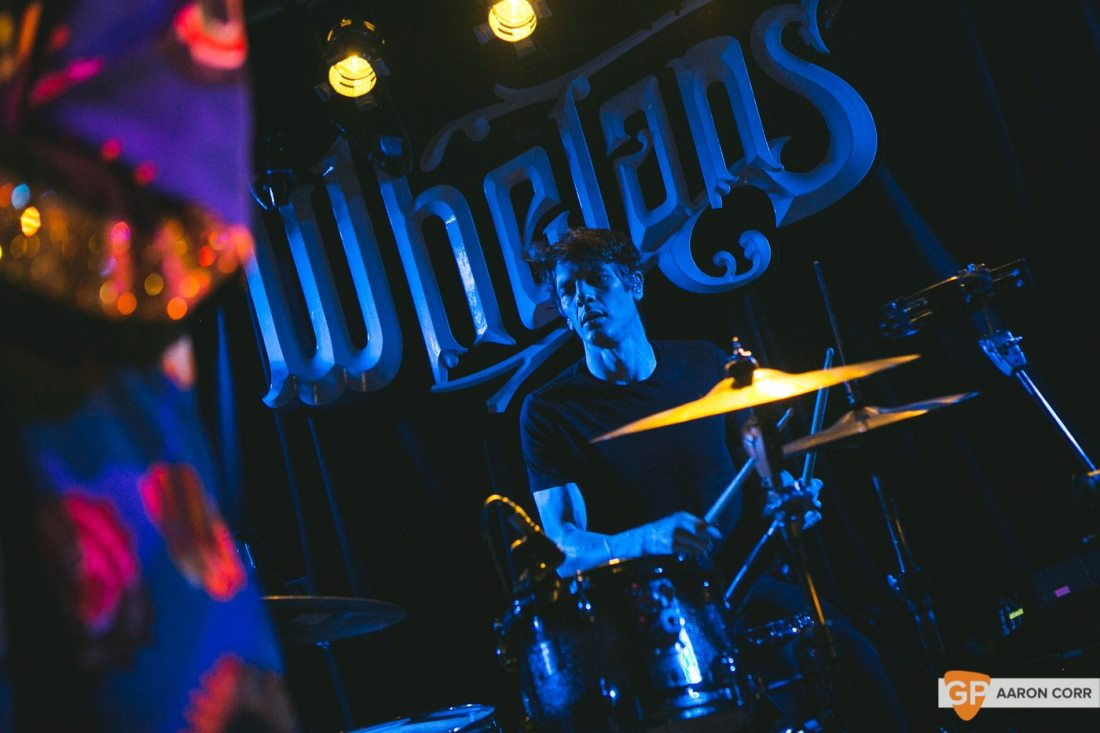The Drums at Whelans by Aaron Corr-8780