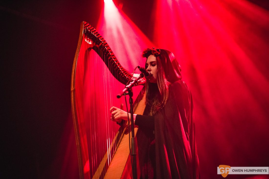 Turning Vampire Mixtape at Vicar St by Owen Humphreys (14 of 27)