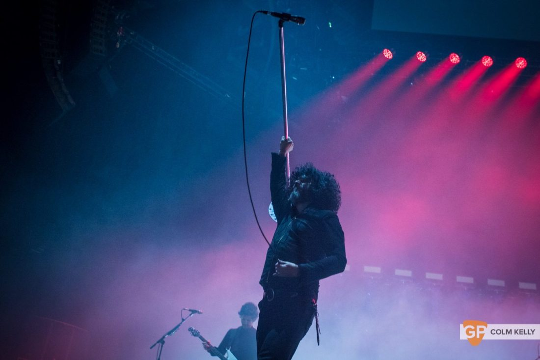 At The Drive-In at 3Arena, Dublin by Colm Kelly-11-47