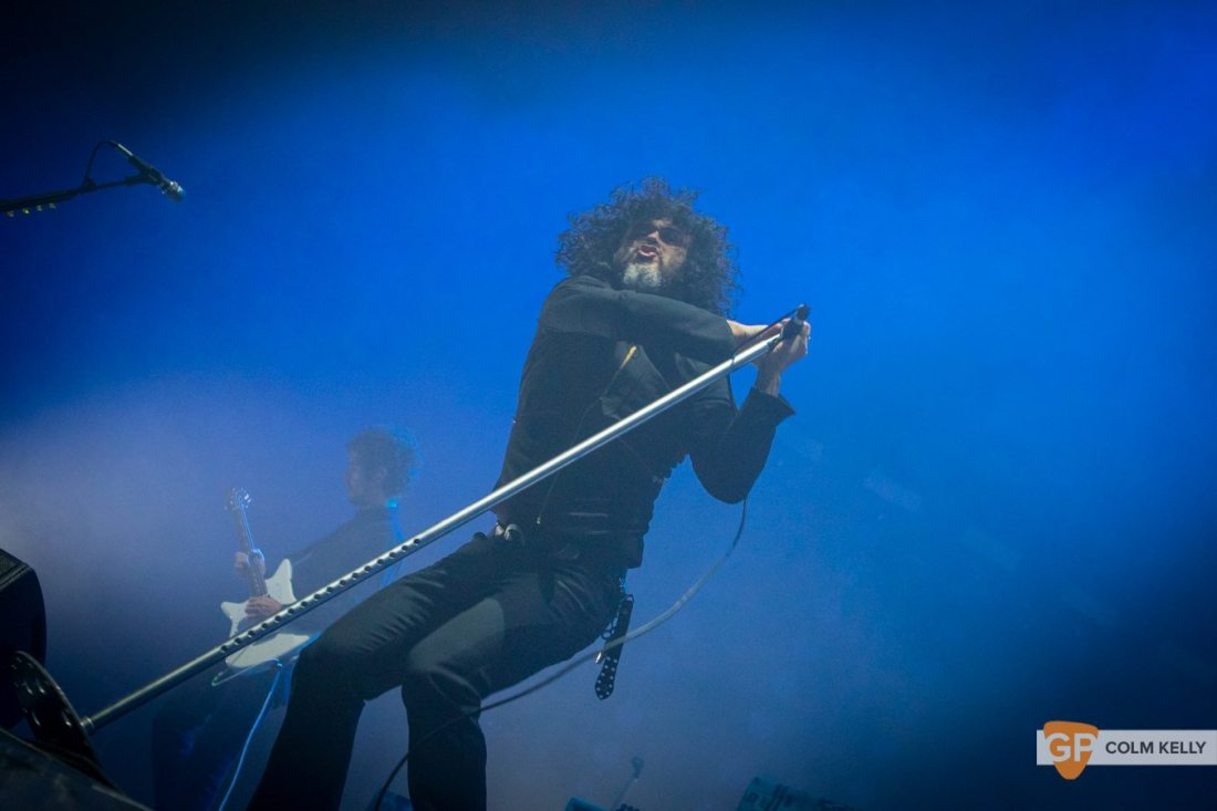 At The Drive-In at 3Arena, Dublin by Colm Kelly-11-8