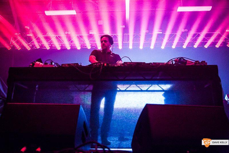 Laurent Garnier at Metropolis Festival 28 October 2017-19