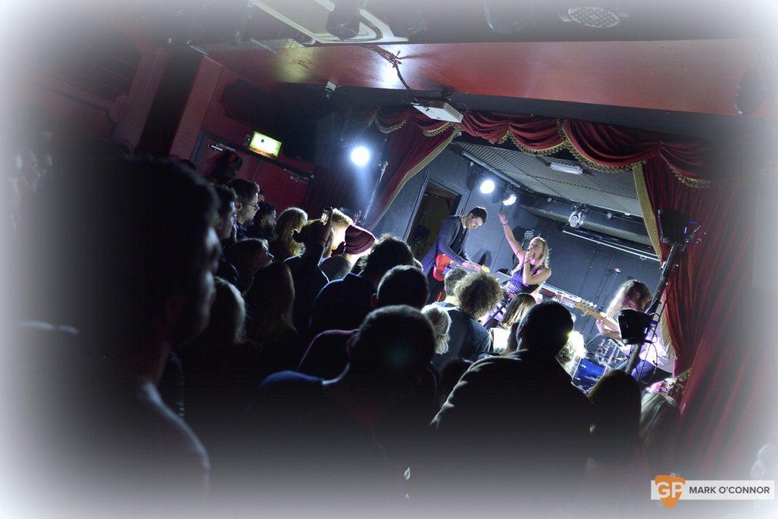 Akora in The Workmans Dublin Club  by Mark O' Connor