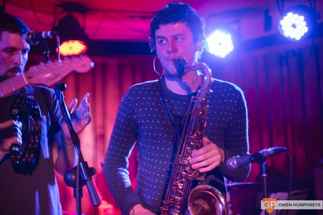GoldenPlec's JAMboree at Whelan's. Photo by Owen Humphreys (12 of 28)