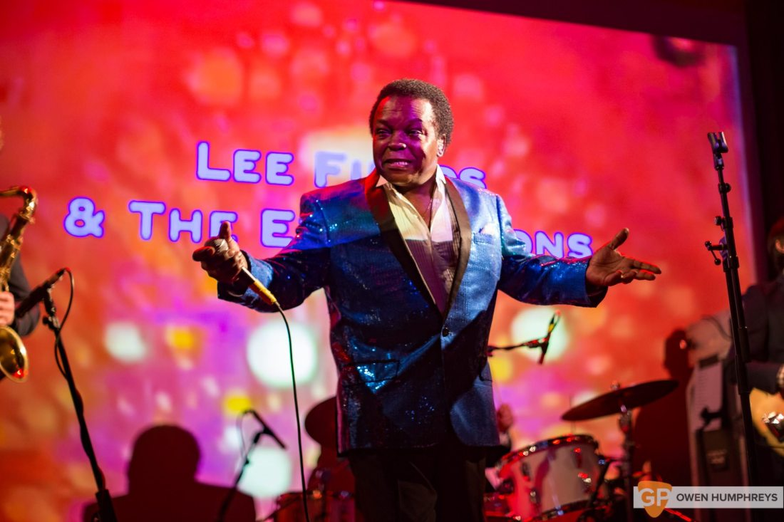 Lee Fields & The Expressions at The Sugar Club (1 of 14)